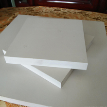 Waterproof and fire resistant PVC board for cabinet