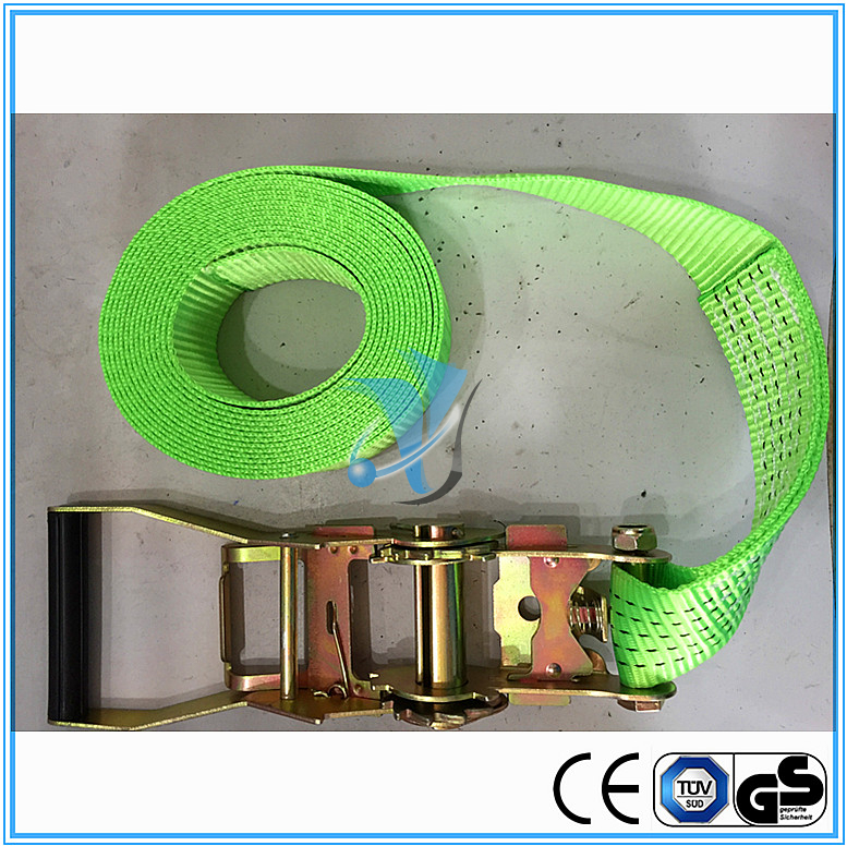 "2"" 5000kg endless ratchet lashing strap"