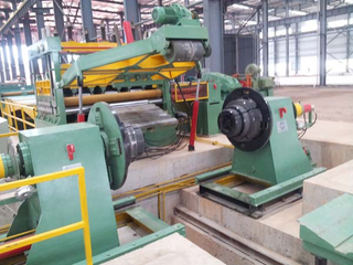 High Speed Slitting Machine Line Design