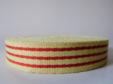 fire protection aramid fiber webbing for fire safety
