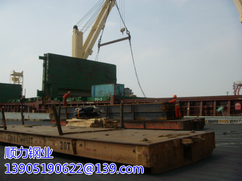What are the Larsen steel sheet pile manufacturers