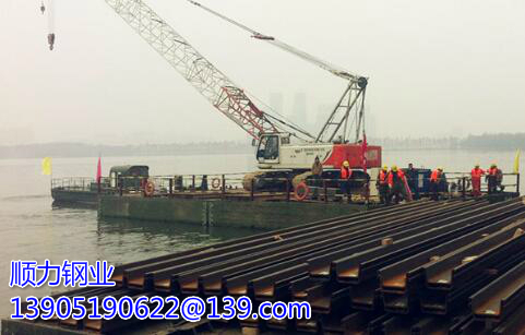 What countries can produce steel sheet piles
