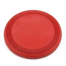 Dog Flying Disc Chew Toy Frisbee Pet Rubber Flyer