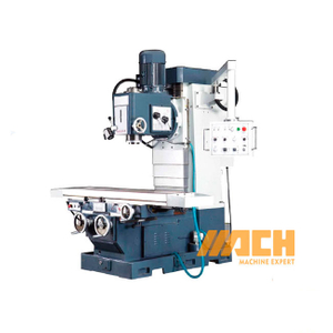 XA7150 Good Quality Metal Vertical Universal Bed-type Milling Machine