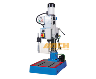 Z5025 Gear Type Vertical Pillar Type Drilling Machine