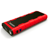 slim 18000mAh portable car Jump Starter for gasoline7.5L and diesel 4.0L
