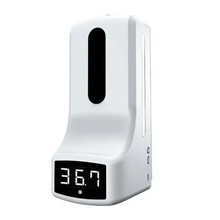 Temperature Detector Thermometry Automatic Sensor Temperature Measurement 2 in 1 Integrated Machine 1200ml Hand Sanitizer Dispenser