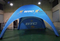 Outdoor Dye-sublimatuion Printed Advertising Inflatable Air Event Marquee Tent Exhibition Gazebo