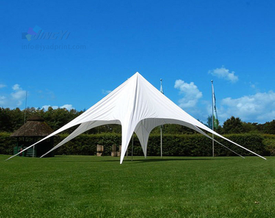 Event Sport Gazebo, Outdoor Customized Canopy Party Star Tent, Dye Sublimation Spider Tent