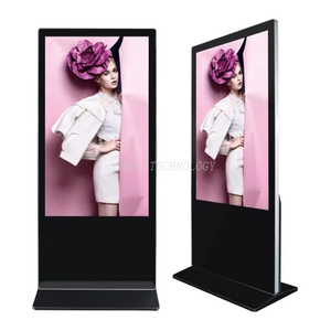 "55"" 65 Inch Touch Screen Advertising Screen Digital Signage LED Screen Advertising Android Advertising Display Screen Windows"