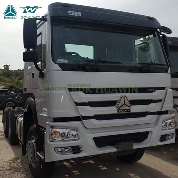 Howo Sinotruk 371 Heavy Duty Tractor Truck Low Price Sale