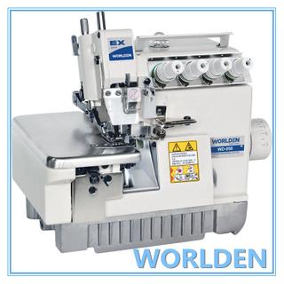 Wd-958高速四线程数Overlock缝纫机