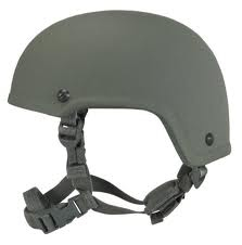 Military Combat Body Armor Aramid Helmet