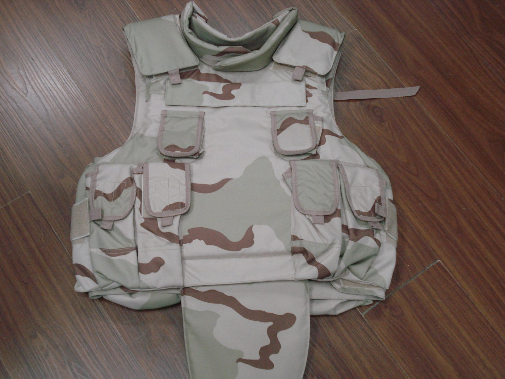 Military Iotv Full Protection Armor Ballistic Vest
