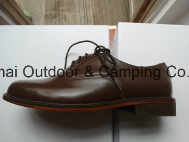 Army High Quality Office Shoes with Good Price