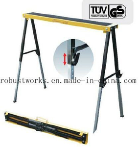 Adjustable Metal Saw Horse (18-1204-1)