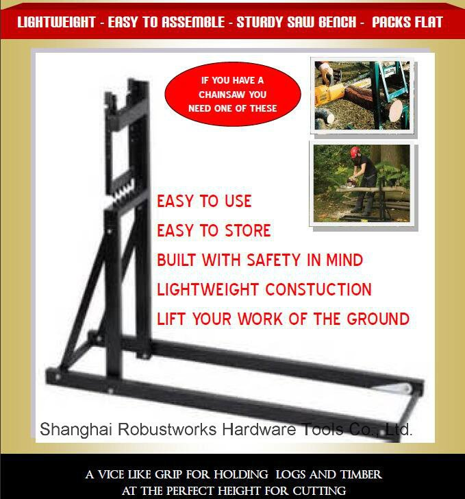 Heavy Duty Log Holder (18-1109)