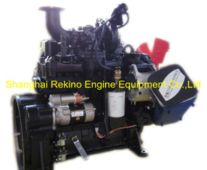 DCEC Cummins 4BTA3.9-C125 Construction diesel engine motor 125HP
