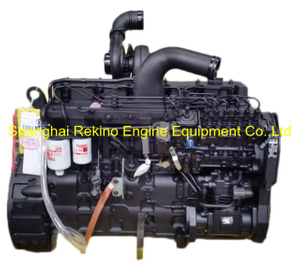 DCEC Cummins 6CTAA8.3-C220 construction diesel engine motor 220HP 1950RPM