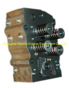 Cylinder head assembly 3811985 3640321 CCEC Cummins KTA19 engine parts