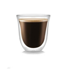 Double wall glass tumblers,coffee mug,borosilicate glass in food grade,lead and BPA free