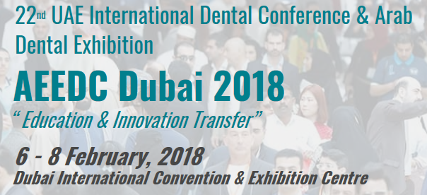 2018 AEEDC exhibition in Dubai,UAE during 6-8,Feb.