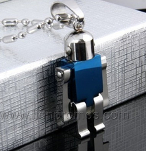 Metal Robot Shape USB Flash Drive
