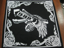 Custom Artwork Printing Outdoor Sports Promotional Bandanas