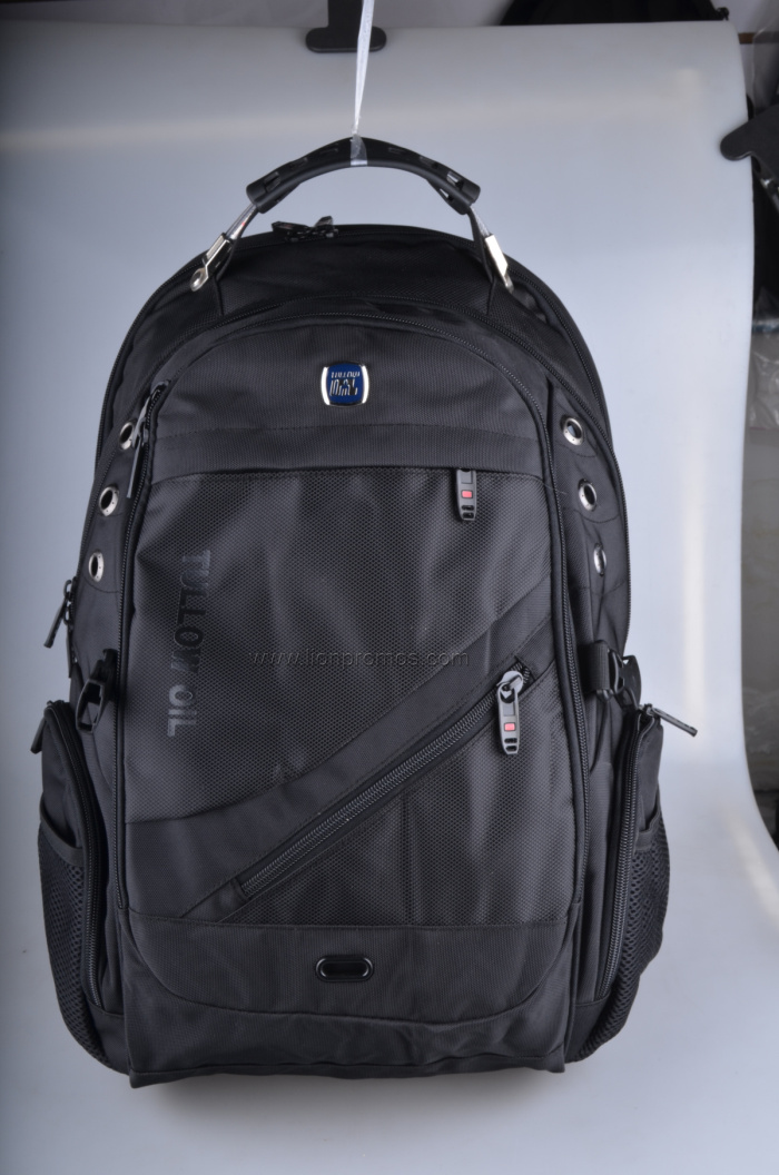 Custom Logo Promotional Laptop Backpack