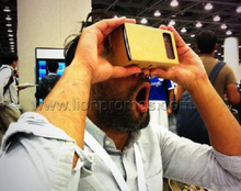 Google cardboard VR Virtual Reality 3D Glasses for Smart Phone