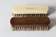 Fine Quality Horse Hair Shoe Polishing Brush