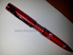 Cheap Airtel Logo Promotional Gift Pen