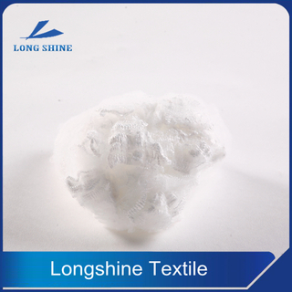 Super Fine 0.7D Down Like PSF Polyester Staple Fiber Solid/Hollow Fiber
