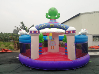 New Design Commercial Inflatable ET Theme Jumping Bouncer for Kids