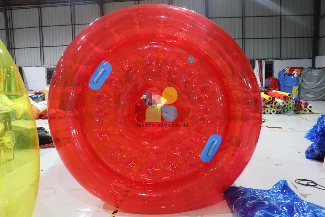 Inflatable Roller Tube