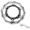 270mm Motorcycle Oversize Brake Rotor Disc With Bracket