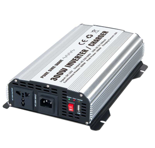 300W Pure Sine Wave Power Inverter WITH CHARGER