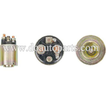 Starter solenoid switch