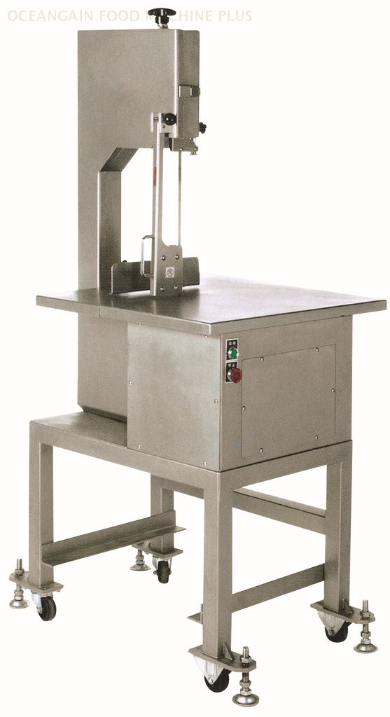 Meat Bone Saw Machine/electric Knife for Bone Cutting / Band Saw Frozen Fish Cutting Machine ZJG350