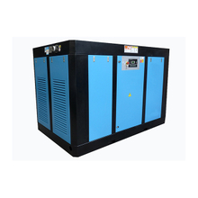 Straight-Through Type Screw Compressor