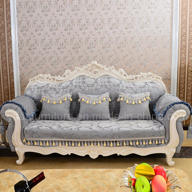 929O Wooden Fabric Sofa for Living Room Furniture