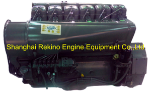 BF6L914 Air cooled diesel engine motor for construction machinery