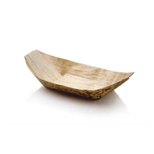 115mm Bamboo Leaf Sushi Boat