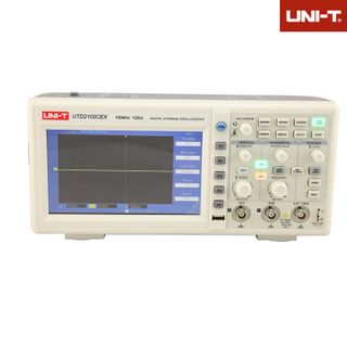 100MHz DIGITAL STORAGE OSCILLOSCOPES UTD2102CEX
