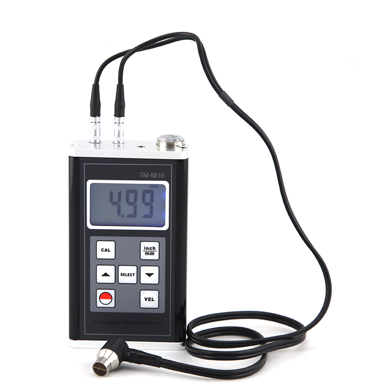 Ultrasonic Thickness Gauge TM-8818