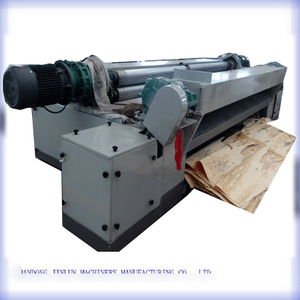4 Feet Wood Debarking Machine