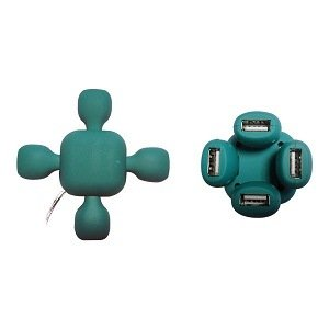 Turtle Shape USB 2.0 Hub