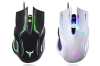 6D Gamign Mouse with Fashion Design