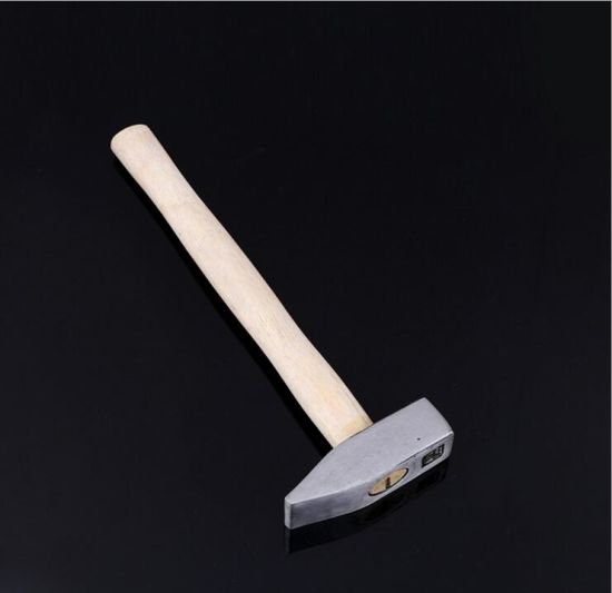 Fitter Hammer with Anti-off Wood Handle for Decotation Projects