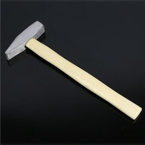 High Hardness Fitter Hammer with Wood Handle